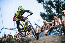 Video: Canadian Open DH presented by iXS - Crankworx Whistler 2015