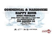 Commencal/Cedric Gracia Sea Otter Party Presented by Marzocchi