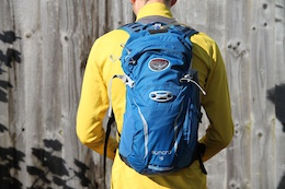 Osprey Syncro 15 Hydration Pack - Review