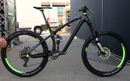 First Look: NS Snabb Carbon - Eurobike 2015
