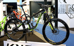 First Look: Knolly's New Warden Carbon - Eurobike 2015