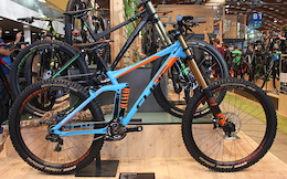 First Look: Cube, Fuji and Breezer - Eurobike 2015