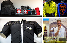Source, Endura, EVOC - Eurobike 2015