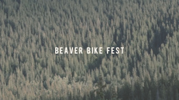 Video: Hinton's Beaver Bike Fest 2015