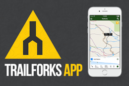 Trailforks App Released