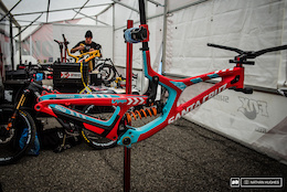 Tech: Custom Bikes and Gear - DH World Championships Vallnord 2015