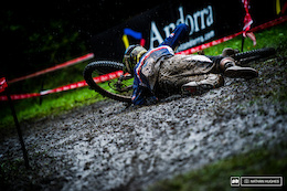 Photo Epic: A River Runs Through It - Day Two, DH World Championships Vallnord 2015