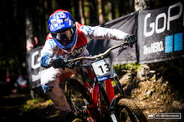Photo Epic: Rise and Shine - Timed Training, DH World Championships Vallnord 2015