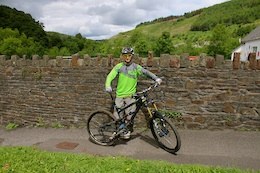Rider Profile: Lewis Bradley