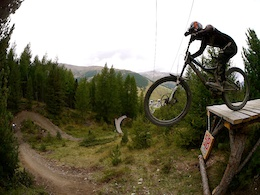 Tripping the Alps with Peak Leaders: Mottolino Bike Park