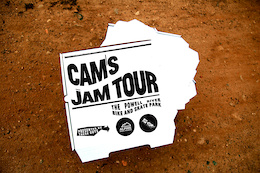 Video: Cam's Jam at The Powell River Bike and Skate Park