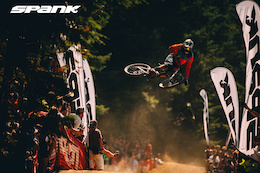 Video: Team Spank Invades Crankworx Whistler