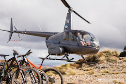Photo Epic: Heli-Biking in Northern New Zealand with JustMTB