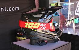 100%, Rhinomed and Vee Rubber - Interbike 2015
