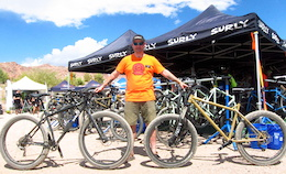 Seen and Heard at Dirt Demo: Surly on Plus Wheels - Interbike 2015