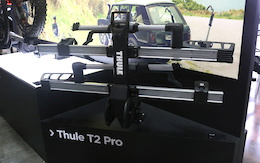Thule's New T2 Pro Rack - Interbike 2015