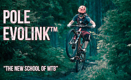 Pole Presents The New School Of MTB