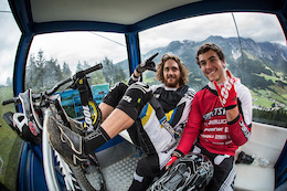 Video: Course Check - iXS European Downhill Cup, Leogang