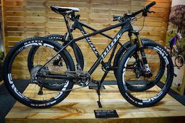 Bikes on Show - Interbike 2015
