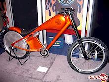 GT at Interbike