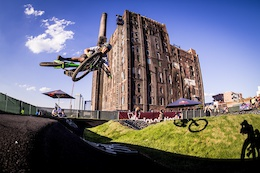 Video: Grand Opening of the Velosolutions Pumptrack in NYC