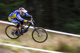 Videos: Rose Bikes British Downhill Series Round 6 - Antur Stiniog