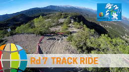 EWS Video: Petrified Track Ride - Ainsa, Spain