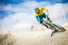 Photo Epic: Riding Through History - Practice Day, EWS Ainsa 2015