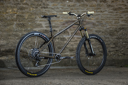 BTR Fabrications' New 650B Ranger Demo Bike