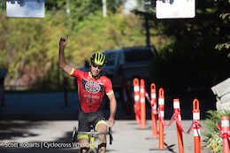 Banner Day for Cyclocross Racing in Whistler