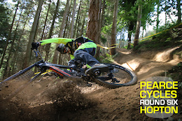 Video: Pearce Cycles Downhill Series - Hopton