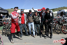 Syndicate's Sea Otter Outing nets 5 podiums, Rennie wins the Downhill!