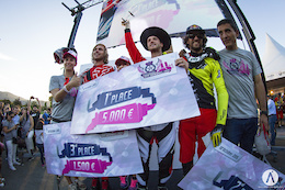 Results: City Downhill World Tour 2015 - Bilbao