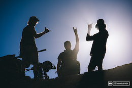 A Salute to the Riders - Red Bull Rampage 2015