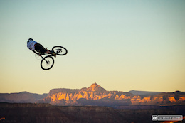 Video: Aggy's Qualifying Run - Red Bull Rampage 2015