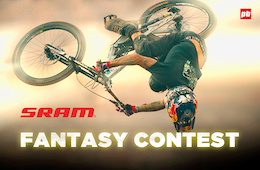 Fantasy Contest - Win With SRAM: Pick the Podium - Red Bull Rampage 2015