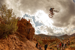 FMB Diamond Series: The Final Round - Red Bull Rampage 2015
