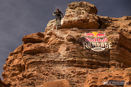 A Social View - Red Bull Rampage 2016