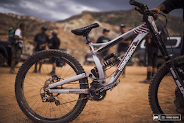 Carson Storch's Custom Diamondback - Red Bull Rampage 2015