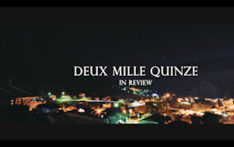 Video: Deux Mille Quinze