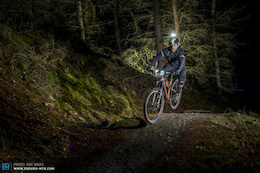 Halloween Night Enduro - Llandegla