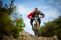Video: Rocky Mountain Urge BP Rally Team from Ainsa to Finale Ligure EWS