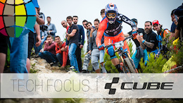 EWS Video: New Bike Bliss - Cube Tech Focus