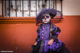 Day of the Dead Enduro Race in Oaxaca, Mexico 2015 - Photo Epic