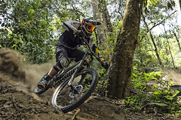 A Whip Off Contest in Bali's Jungle Playground - Video