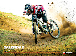 2016 Pinkbike Calendar - NOW SHIPPING