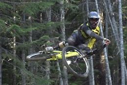 MUST WATCH: Remy Metailler Attacks Whistler Mountain Bike Park