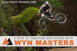 JustMTB: Wyn Masters Skills Camp - Rotorua, January 2016