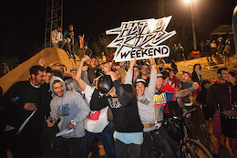 Happy Ride Weekend 2015 in Spain - Video