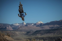 The Wildcard, Reece Wallace at Red Bull Rampage - Video